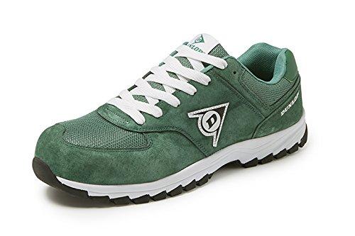 Dunlop DL0201019-41 Zapatos, Verde, 41