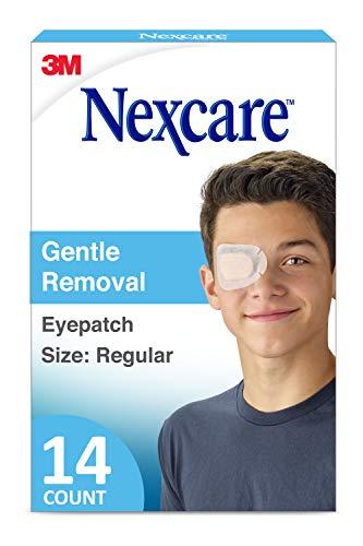 Nexcare Sensitive Skin Opticlude Eyepatch, 14 Count