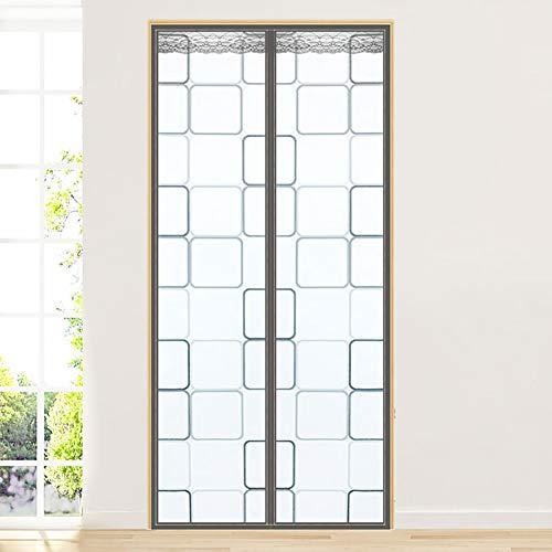cortinas de tiras de plastico liso para puertas