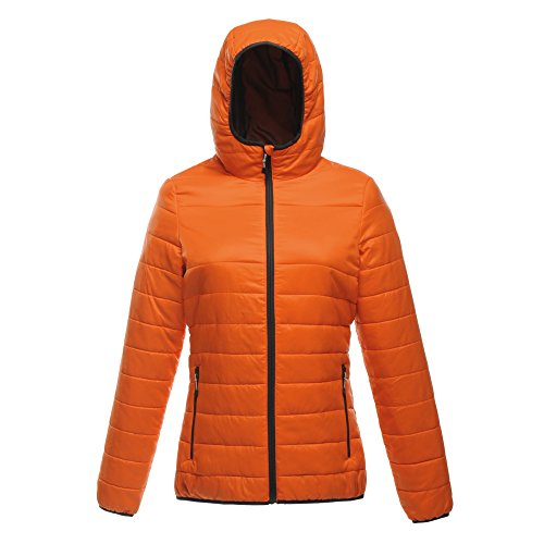 Regatta Damen Arcadia Warmloft Touch Women's Jacket Jacke, Orange (Magma Orange), 16 (Size:16.0)