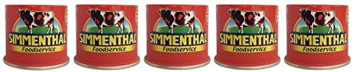 SIMMENTHAL Rindfleisch in Aspik - 5x 140 g