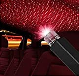 Finate Night Ceiling Starry Led Car Roof Top Mini Laser USB Decoration Star Light Projector Light