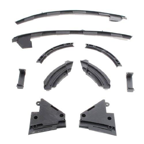 Baumatic, Ofen, Herd Vent Kapuze, Seitlich Verschiebbare Platte Extractor Fix Kit