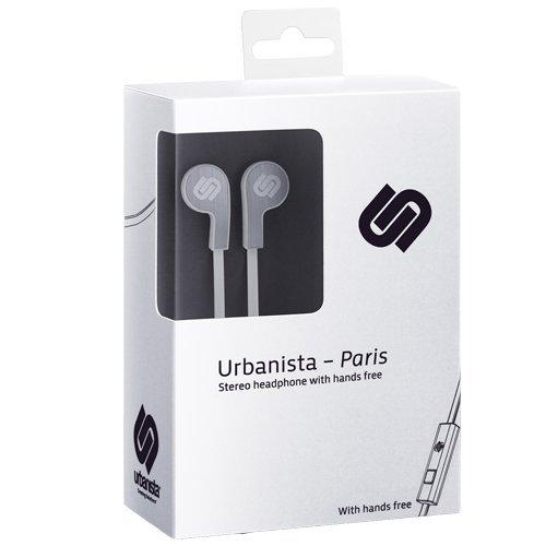 Urbanista París - Auriculares in-ear M/L, blanco