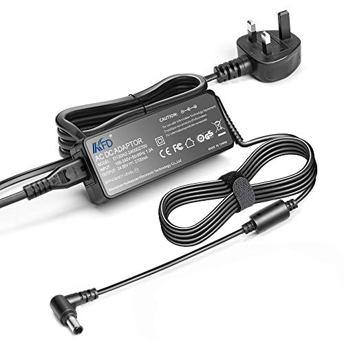 KFD 24V Adapter Ladegerät für Samsung A6024_DSM A6324_DSM HW-H500 HW-H355 HW-H450 HW-H550 HW-H570 HW-H751 HW-H750 HW-H7500 Soundbar Samsung HW-F335 HW-F350 HW-F550 HW-F355 HW-F551 HWK450 HWK550