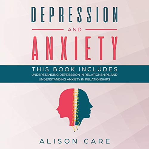 『Depression and Anxiety: 2 Self Help Workbooks』のカバーアート