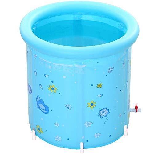 Relaxbx Badkuip voor volwassenen Opblaasbaar Badkuip Plastic Babybad Emmer