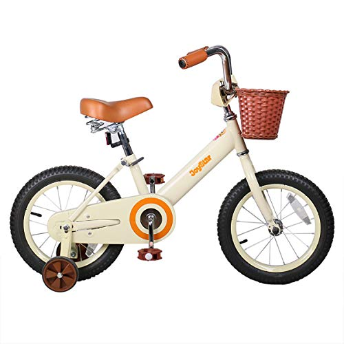 JOYSTAR 16 Inch Kids Bike with Training Wheels