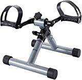 FITODO Pedales Ejercicio Estaticos Mini Bicicleta Estatica Brazos y piernas
