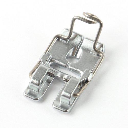 Koordvoet met geleiding geschikt voor naaimachines met boventransport - bijv. geschikt voor Gritzner Tipmatic 1035/1037/6122/6152 en Pfaff Select-serie