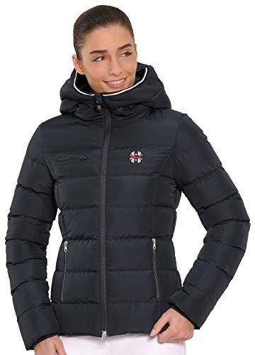 SPOOKS Damen Jacke, Kapuzenjacke, Damenjacke, Herbstjacke - Thea Jacket Navy L