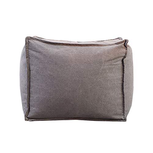 SD canapé/Chaise de Sol/Pouf Poire/Adzuki Bean Bag/avec Mousse Ultra Confortable/pour Enfants et adultes/40 * 50 * 40cm