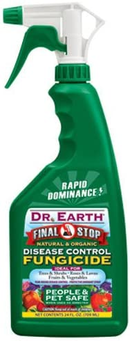 Dr. Earth 8007 Disease Control Fungicide