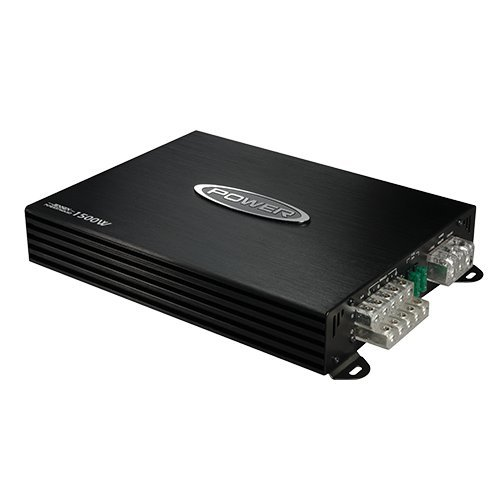Jensen Power 760x5D Multi Channel Car Amplifier with 1,500 Watt Peak Performance