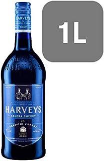Harveys Bristol Creme Sherry 1 Liter Flasche