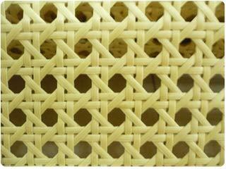 Restauraciones Vintage Rejilla sintética para decoración de Muebles, Pared, Manualidades (46 x 100 cm)