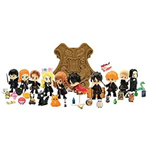 Cápsulas mágicas Harry Potter, Incluye Personaje y 7 Pistas Reveladoras, 10 Modelos Para Coleccionar, Envío ALEATORIO ( Famosa 700015842)