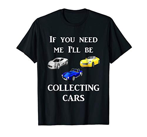 Car Collector Gifts, Car Collection, Gift for Car Guys