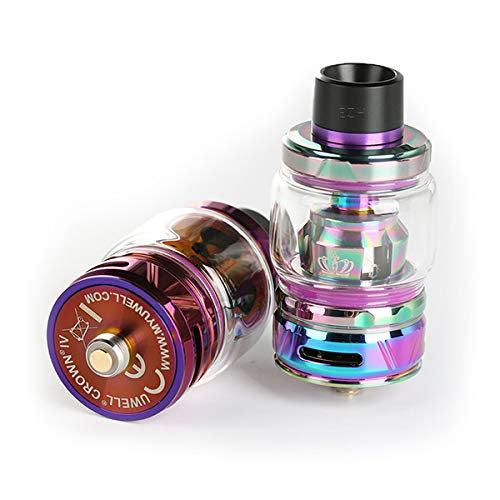 Uwell Crown 4 Sub Ohm Verdampfer 5ml | 6ml Farbe Rainbow
