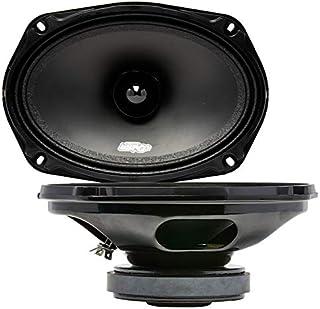 """$64 » Audio Legion ME6B 6.5"""" 200 Watt Midrange Speakers - High Clarity and Maximum Output Loudspeakers - Durable Steel Pro Audio Speaker with Wide Frequency Range - Car Speakers - Pair"""