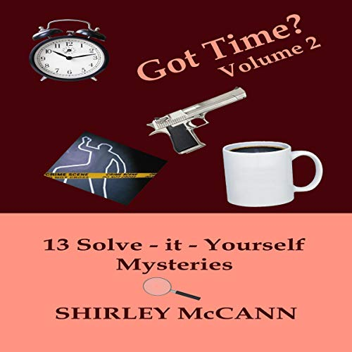 Got Time? Volume 2 audiobook cover art