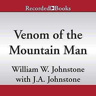 Venom of the Mountain Man audiobook cover art