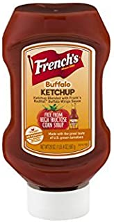 French's Buffalo Ketchup 20 oz (Pack of 3)