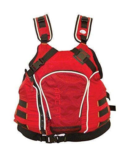 Harmony Gear Flex Fit Two Tone-US/UL Type III Jacket, Red,...