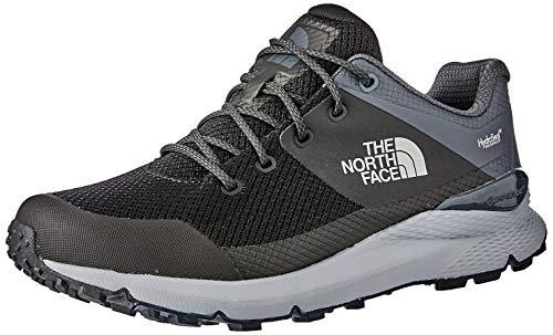 The North Face Men's Vals Waterproof, TNF Black/Ebony Grey, 13 M