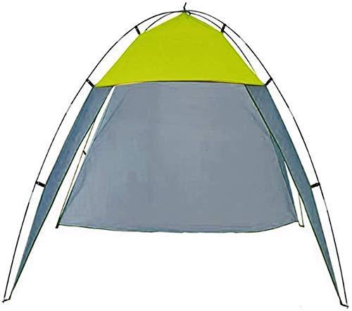 YBB-YB YankimX Lona para acampar al aire libre, senderismo, impermeable, portátil, multifuncional, para viajes, tienda de campaña, refugio (color: verde)
