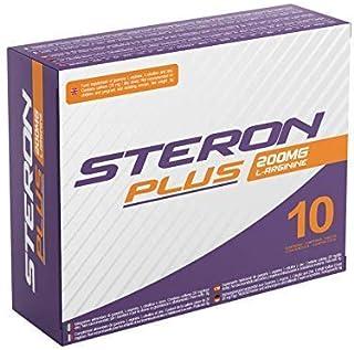 comprar comparacion Steron Plus 200mg 10 Comprimidos | Potencia Inmediata Máxima, Acción Extendida, Sin Efectos Secundarios, 100% Natural