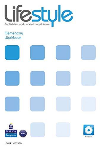 Lifestyle Elementary Workbook + CD: A1-A2 [Lingua inglese]