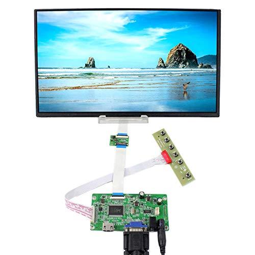13.3' 1920x1080 N133HSE-EB2 IPS LCD Screen With HDM I VGA Input LCD Controller Board
