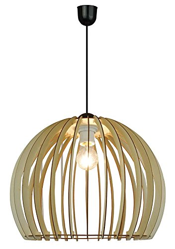 Sampa Helios 553069 Hanoi Suspension, Bois Naturel
