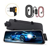 AUTO-VOX Parking Monitor Set, Hardwire with Mini Fuse Type-C USB Port 12V-5A & V5 Streaming Dashcam