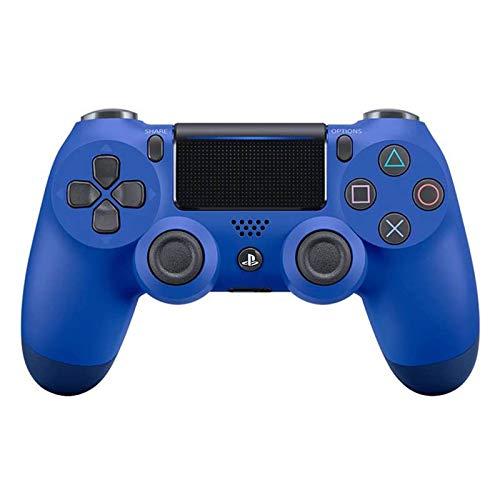 DONGLU Controlador Inalámbrico para Playstation 4,Azul