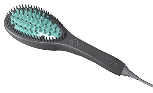 Luma Brush Hair Straightening 3d Ceramic Brush for All Hair Type