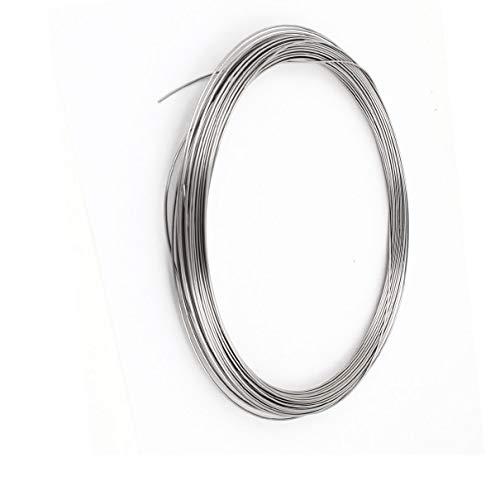 Aexit 100Ft 1,2 mm AWG17 Messgerät Widerstand Heizspulen Widerstandsdraht Kabel (79ded511ceeeeb5024d89d614067da9f)