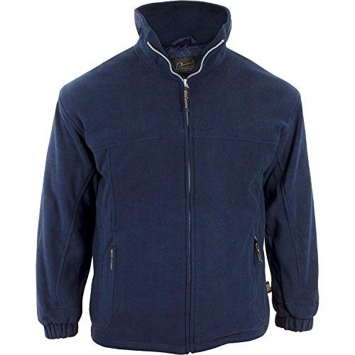 Asatex PF XXXL 20 Fleece-Jacke Prevent Trendline, Marineblau, 3XL