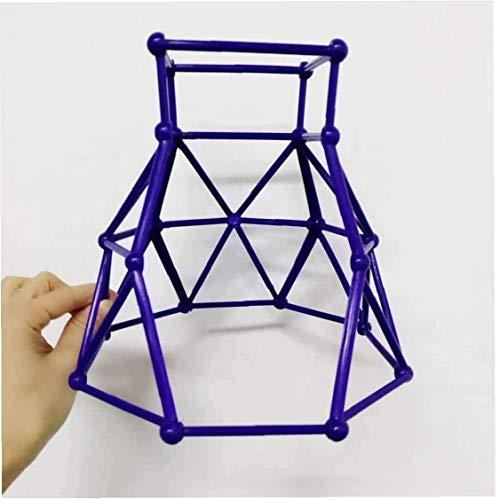 NaisiCore Interaktive Baby-AFFE Klettern Ständer Jungle Gym Spielturm für Kinder Hände Toy AFFE für Tischdekoration