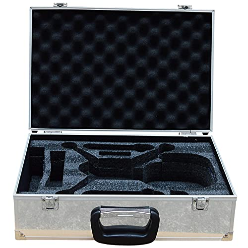 Blomiky Suitcase Carrying Case for MJX B2SE and D80 and SP700 GPS RC Quadcopter Drone D80 Case