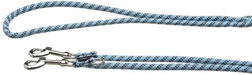 Trixie 14622 Sporty Rope V~Leine, S–M: 2,00 m/ø 8 mm, hellblau