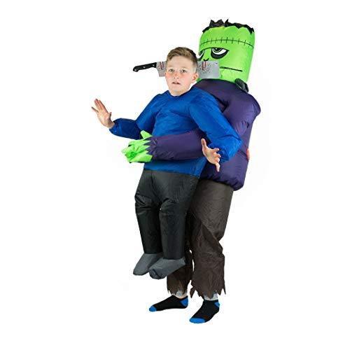Bodysocks® Déguisement Frankenstein Gonflable Enfant