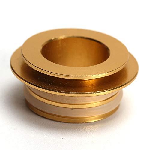 Satelliter 810 Drip Tip Adapter, Drip Tip 810 to 510 Drip Tip Adapter Aluminum(Gold)