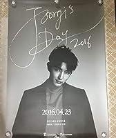 イ・ジュンギ 2016 Joongi's Day 公式ポスター