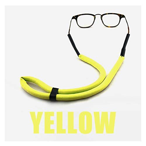 Cadena de Gafas de Sol flotantes Gafas de Agua para Gafas Deportes al Aire Libre Eyewear Eyewear Holder Cuerda Correa de Cuello Lectura Gafas Gafas para Deportes Femeninos