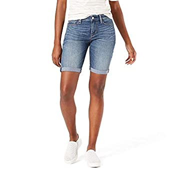 Signature by Levi Strauss & Co Gold Label Women s Mid-Rise Bermuda Shorts cape town 12