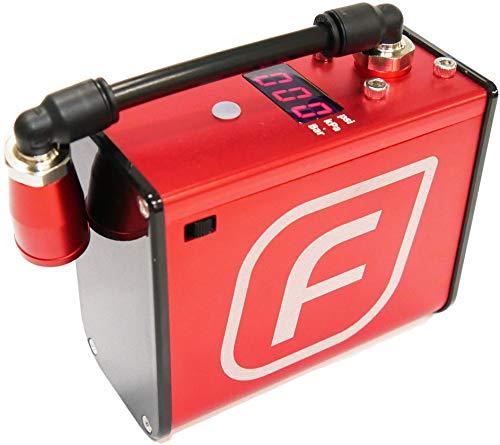 【国内正規品】FUMPA フンパ 20秒で入る自動コンプレッサー 空気入れ 仏式 米式対応 ロードバイク バイク 車いす