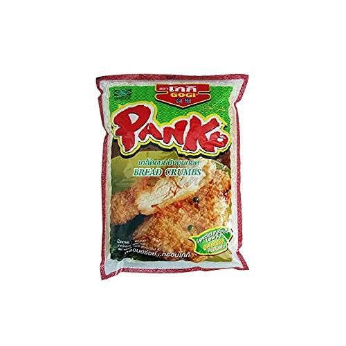 Tiger Khan - Bread Crumbs - Pan Rallado Japones - 120 Gramos