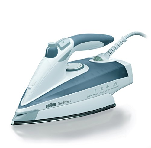 Read About Braun TS775 Auto-Shutoff Steam Iron